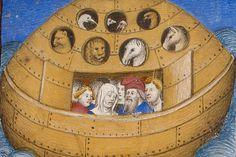Tisíce let stará babylonská tabulka: Pojednává o Velké potopě?