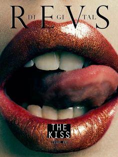 REVS digital no.8 The Kiss issue