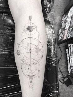 Diseños de tatuajes que sólo los hombres amarán  - Diseño