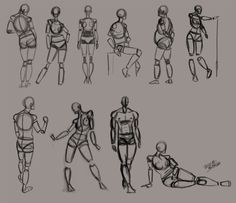 figure-drawing-studies