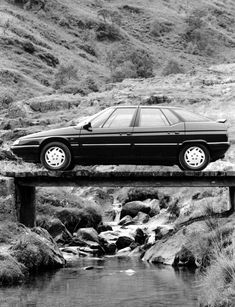 Citroën XM V6.24 3 litre went across France in one in the 90's awesome luxury cruiser