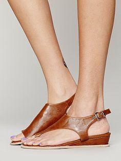 Free People Byrd Mini Wedge