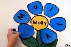 25 Clever and Cute Name Crafts and Activities