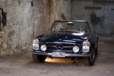 Mercedes 280 sl 1970 | Mercedes SL from present to past - a gallery on Flickr