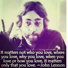Just love John