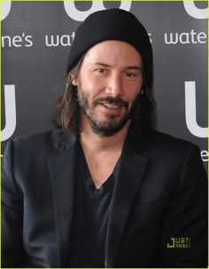 Happy 49th birthday to the nicest guy in Hollywood: Keanu Reeves ...
