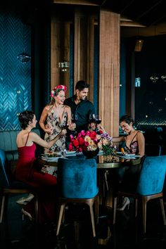 Thank all your guests in a delightful dinner at our Fine Dining Experiences.