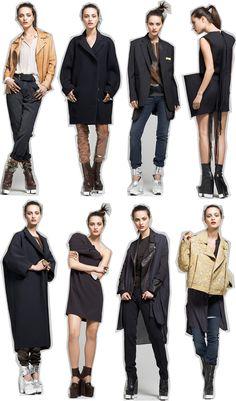Acne Fall 09 | Fashion Squad