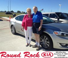 #HappyBirthday to Anne Watson Henry from Bobby Nestler at Round Rock Kia!