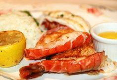 Greek Lobster Recipe with Lemon and Oil Sauce