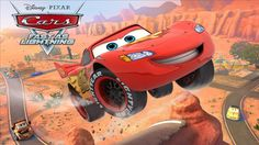 Cars: Fast As Lightning MOD APK [Unlimited Gold And Gems] +Data V1.3.4d