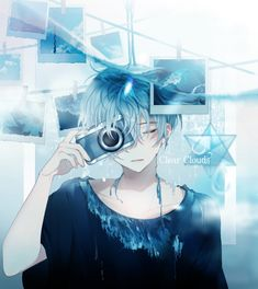 Art Street: a social media and submission site devoted to fans of manga and illustration. Anime Oc, Gato Anime, Fanarts Anime, Kawaii Anime, Anime Manga, Anime Triste, Cool Anime Guys, Cute Anime Boy, Cute Anime Character
