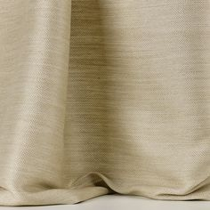 ME CAES BIEN RIGA col. 005 by Dedar -A Jacquard in a plain or striped version. Linen and cotton give this fabric its extremely soft hand and sensual effect when hung. Presented in a range of refined neutral shades and contemporary accents.