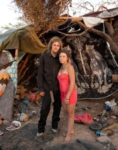 I'd love to go to the Slab City prom and do some serious grinding.