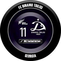 DNZ Football Buttons: FC Dinamo Tbilisi
