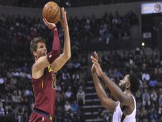 Inside the mind of Cavaliers guard Kyle Korver, one of the NBA's greatest three-point snipers