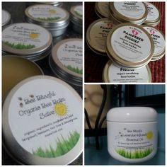 Enter the Naturally Beautiful #giveaway to win Bee Balm Healing Salve, Lavender Infused Coconut Oil & Pampered Piggies PepperMinty Soothing Foot Balm