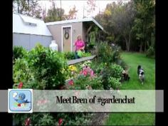 Connect*Share*Grow on #gardenchat HOW to Participate on #gardenchat :
