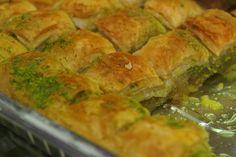 Baklava auf der Vegan-Messe Veggienale! Süß, lecker, ungesund, köstlich, vegan! :-)  #baklava #vegan #lecker #veggii