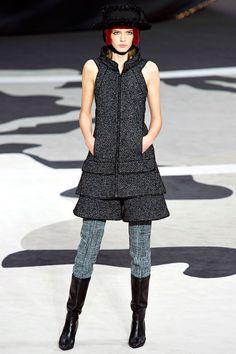 Chanel - Pret A Porter Paris FALL 2013