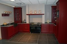 Showroom keuken Tiel