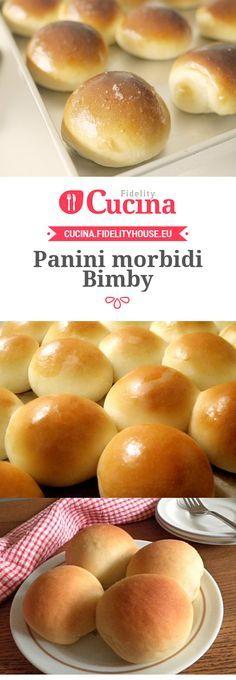 Panini morbidi Bimby MODIFICHE: 300g farina 00+200 farina 0 , no olio ma 30g burro morbido, 3/4 cucchiaini zucchero, 200 latte +100 acqua. Ottimi.