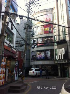 [buzz Korea] Sole Travel in Seoul Day 5: Cheongdam story (SM, JYP, CUBE visit) | Jazz loves Korea