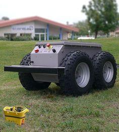 4MOB, plateforme robotique