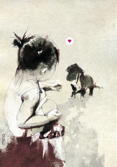 I like these sketches of French designer Florian Nicolle. I like these sketches of French designer Florian Nicolle. Art And Illustration, Illustration Design Graphique, Inspiration Art, Foto Art, Art Design, Life Drawing, Pictures To Draw, Art Plastique, Oeuvre D'art