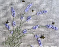 Bullion Embroidery, Hand Embroidery Stitches, Silk Ribbon Embroidery, Crewel Embroidery, Beginner Embroidery, Japanese Embroidery, Embroidery Needles, Flower Embroidery, Knitting Stitches