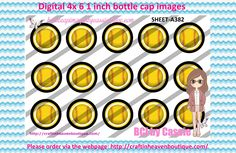 1' Bottle caps (4x6) Digital Yellow softball A382   sport bottle cap images #sport #hobbies #bottlecapimages #bottlecap #BCI #shrinkydinkimages #bowcenters #hairbows #bowmaking #ironon #printables #printyourself #digitaltransfer #doityourself #transfer #ribbongraphics #ribbon #shirtprint #tshirt #digitalart #diy #digital #graphicdesign please purchase via link  http://craftinheavenboutique.com/index.php?main_page=index&cPath=323_533_42_81