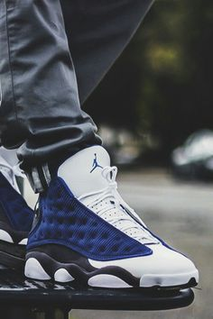 One of my All Time Favorite Shoes: Air Jordan 13 Flint