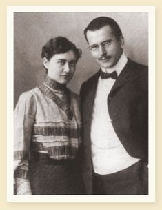 Carl and Emma Jung