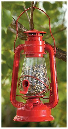 Hurricane Lantern Bird Feeder | Bass Pro Shops