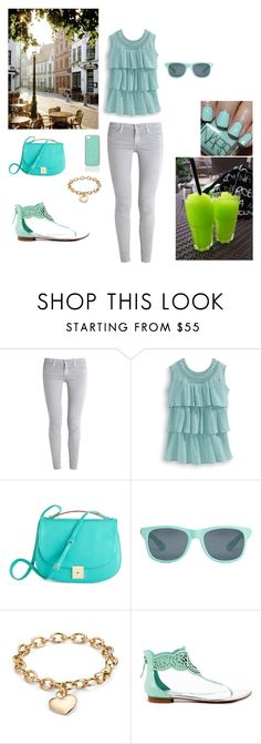 """Morning city"" by oksana-kolesnyk ❤ liked on Polyvore featuring AG Adriano Goldschmied, Blue Nile, GUESS, Forever New and NARS Cosmetics"