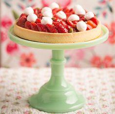 Torta de morango (Foto: Iara Venanzi/Casa e Comida) (Foto: Torta de morango (Foto: Iara Venanzi/Casa e Comida))