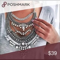 ✳️ Beautiful necklace ✳️ Nice statement necklace Jewelry Necklaces