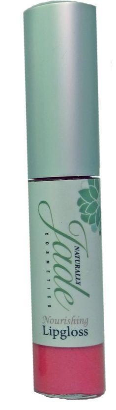 Nourishing Lip Gloss: Sunrise - Naturally Jade Cosmetics
