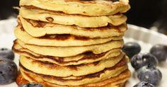 3 Zutaten, ein Stabmixer und eine Pfanne - 10 Minuten später ist ein großartiges Frühstück zubereitet. Ein schnelles Frühstück, ohne Frage! Warm und direkt aus der Pfanne schmecken die Pancakes am besten. Mit frischem Obst angerichtet sind meine 3-Zutaten Pancakes ein echtes Highlight in der...