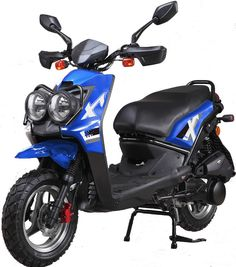 QZ-50 Scooter Scooter 50cc, 50cc Moped, 3 Wheel Scooter, Moped Scooter, Aluminum Rims, Aluminum Wheels, Electric Motor Scooters, Mopeds For Sale, Thing 1