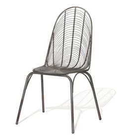 Loving this Wired Artisan Chair on #zulily! #zulilyfinds too bad the shipping to Hawaii is more than the chair
