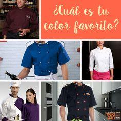 Si eres chef, seguro utilizas filipina, ¿cuál es tu color favorito?  #chef #chefs #filipina #Mexipan #mexico #mexipan2016 #masterchef #cheftable #cook #foodstagram #food #instafood