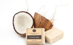 Exfoliating Bars - Coconut Husk