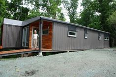 Shipping Container Homes: Montgomery - Rogersville, Missouri - 3 Shipping Co...