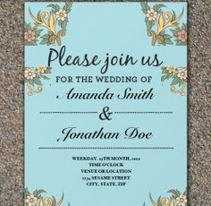 a wedding invitation free vintage air balloon invitation template free 1203