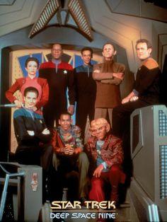 Star Trek: Deep Space Nine - I am proud to have worked seasons 3 & 4!