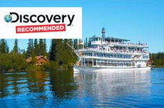 The Riverboat Discovery Cruise