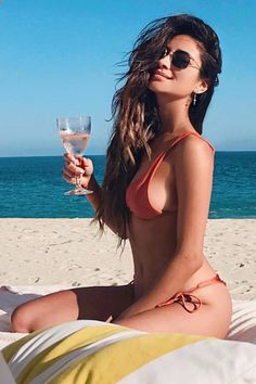 51 Times This Pretty Little Liar Stunned in an Itsy-Bitsy Bikini