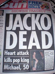 Newspaper Front Pages, Newspaper Article, Old Newspaper, Women In History, World History, Front Page News, Newspaper Headlines, Celebrity Deaths, Headline News