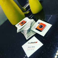 Snap_id business cards